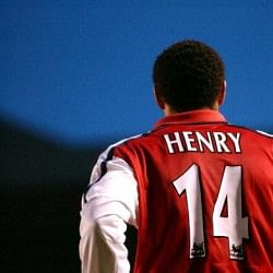Legends of club football – Thierry Henry