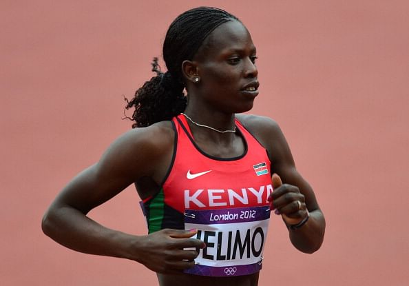 Olympic champion Jelimo to make comeback in Moscow