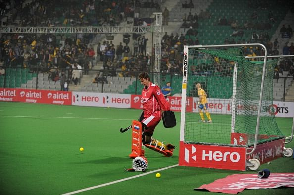 Dutch goalkeeper Stockmann says he is indebted to Hockey India League
