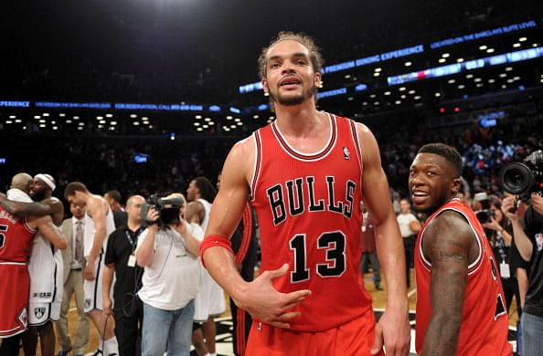 Chicago Bulls were the final team that qualified for the second round of the playoffs
