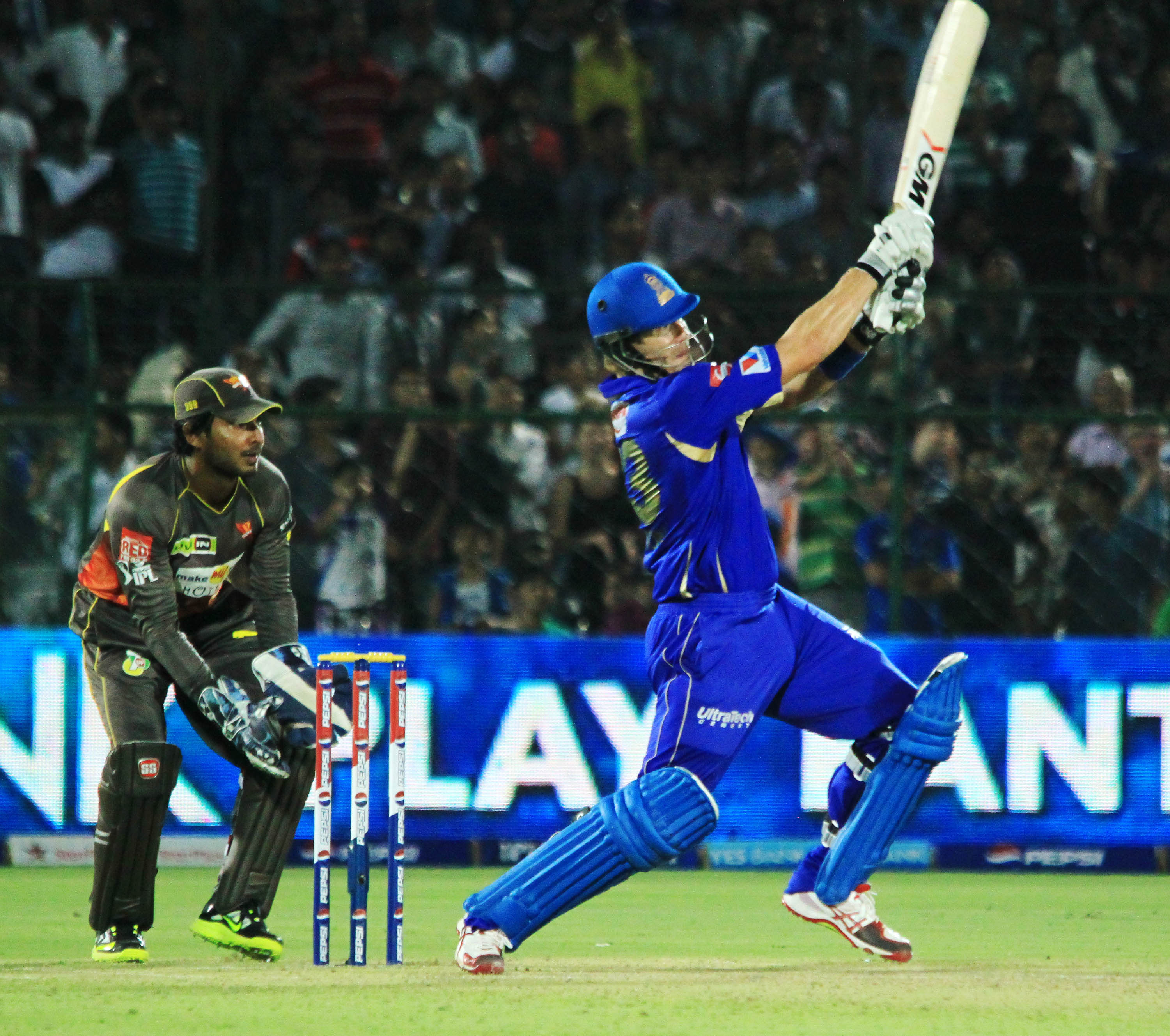 Rajasthan Royals beat Sunrisers Hyderabad by 4 wickets