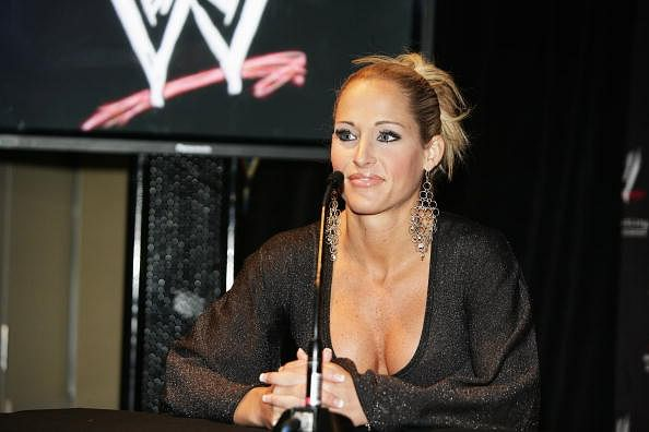 Former WWE Diva Michelle Undertaker And Michelle Mccool 2013