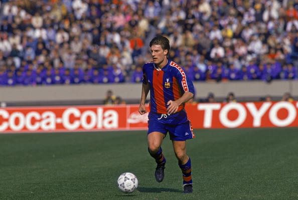 Legends of Club Football: Michael Laudrup