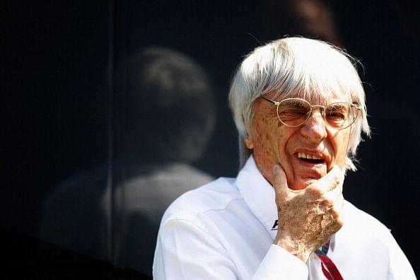 Bernie Believes Bmw Could Return To F1