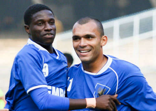 The Magical partnership  (Photo Credit: AIFF Media)