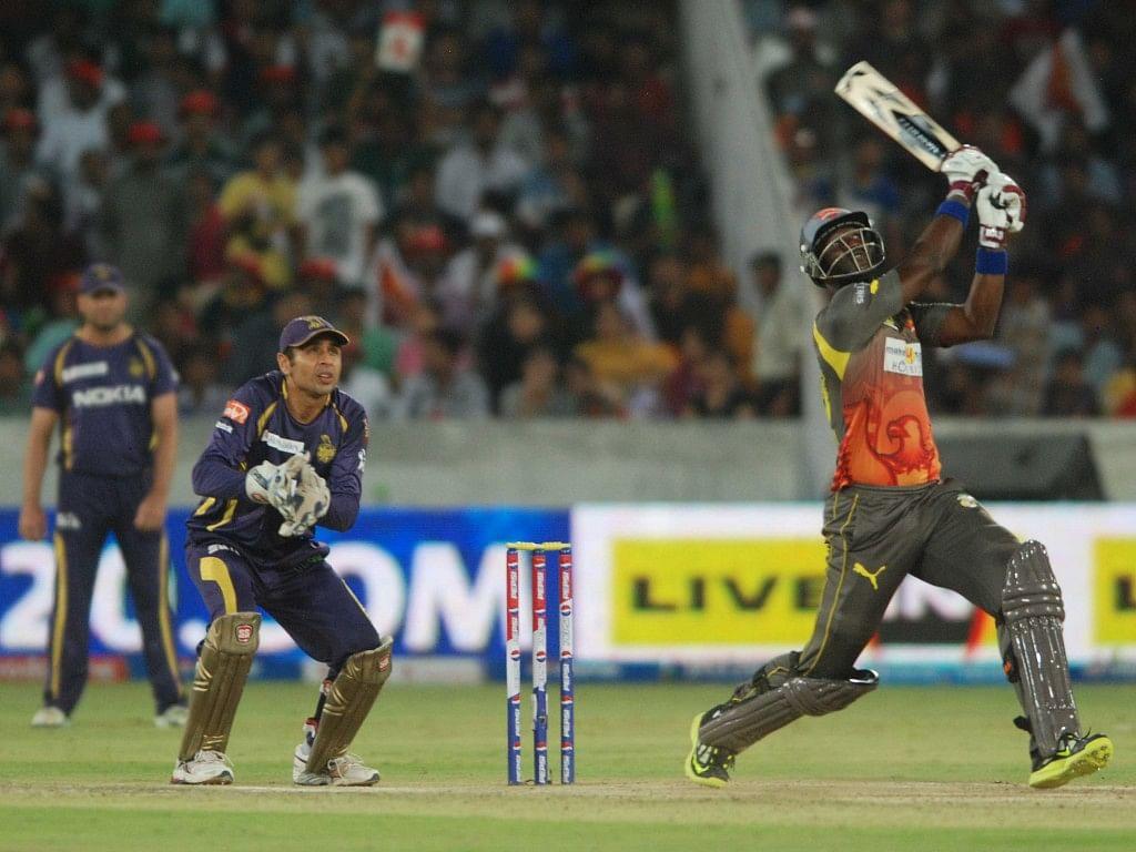 IPL 6: SRH vs KKR - Hits of the match