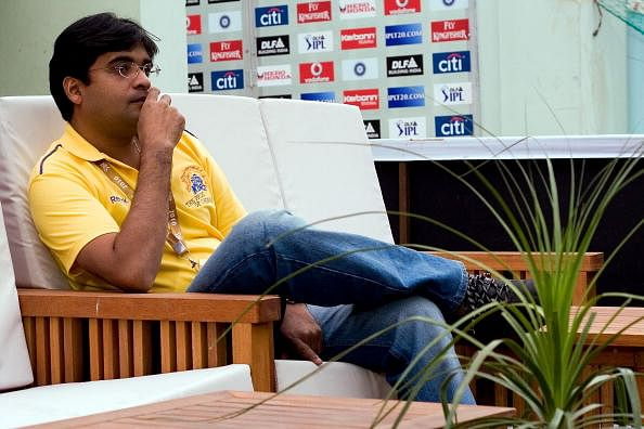 Meiyappan, face of CSK, guilty of betting: IPL probe