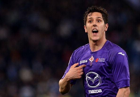 Stevan Jovetic is in advanced talks with the Gunners.