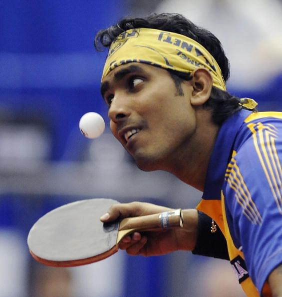 Korea Open: Achanta Sharath Kamal joined by three other Indians in main draw