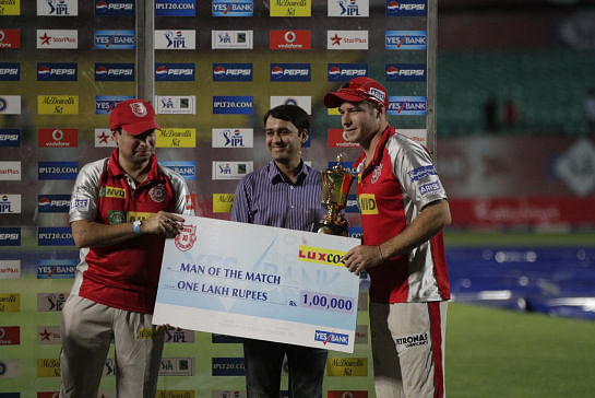 IPL 2014: Delhi Daredevils shot out for 115 by Kings XI Punjab