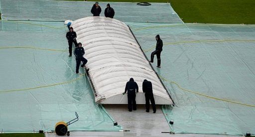No play before lunch in second Eng-NZ Test