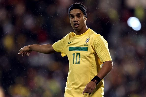 Ronaldinho hopeful of World Cup recall