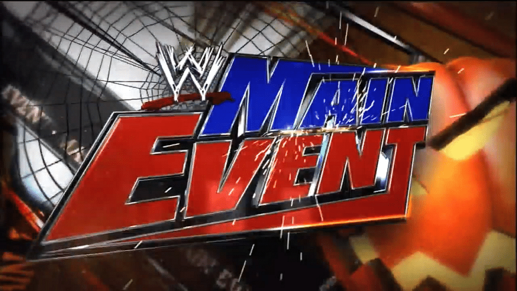 �wwe main event� 29th may results