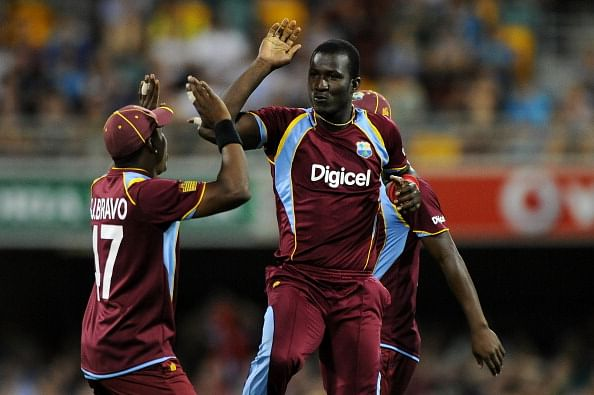 Injury rules out Windies T20 skipper Sammy