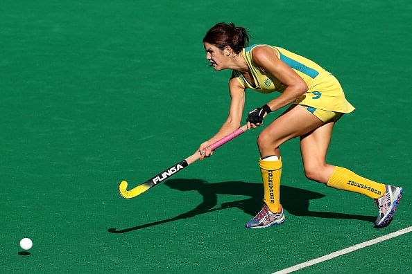 Hockey: Australia thump Argentina to top Pool B