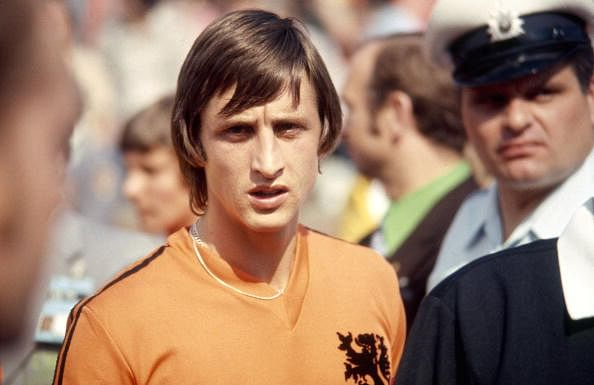Legends of Club Football: Johan Cruyff