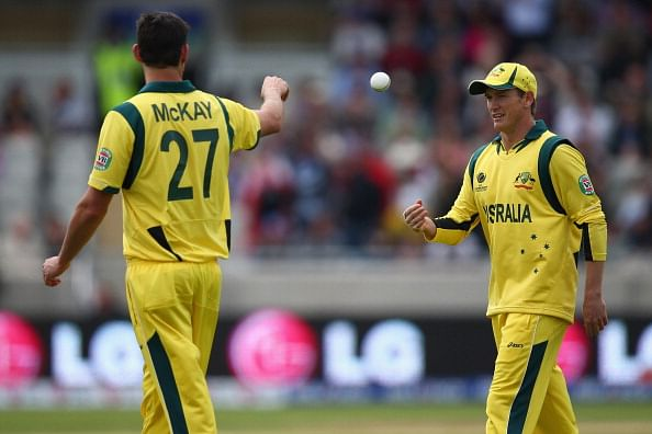 Champions Trophy: Australia fined for slow over-rate