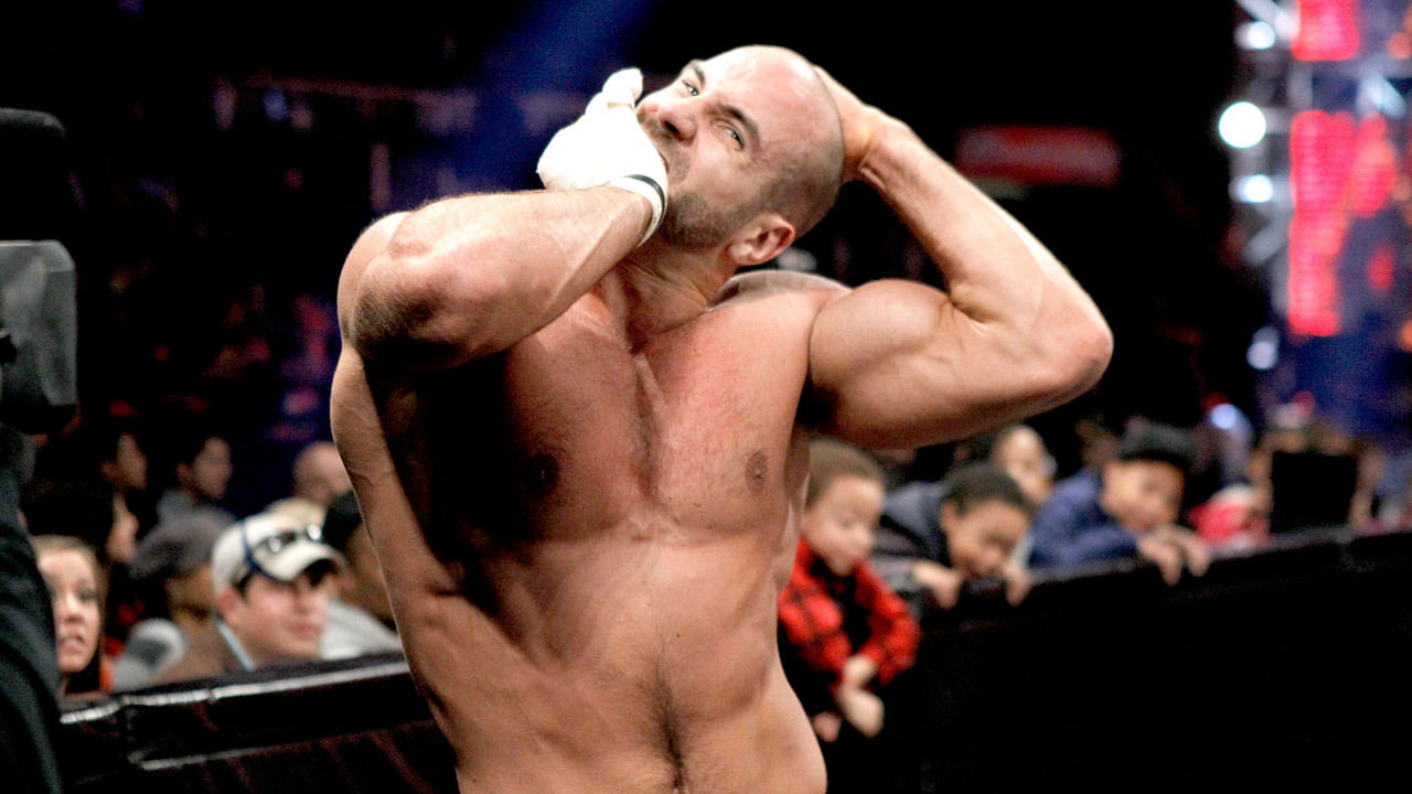 Possible opponents for Cesaro after Elimination Chamber