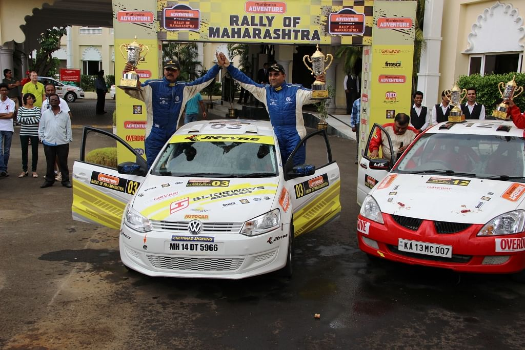 Rally of Coimbatore: Gaurav with the overall lead after Leg 1, firmly on the path to victory