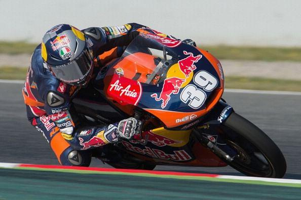 Salom wins Catalunya Moto3 GP