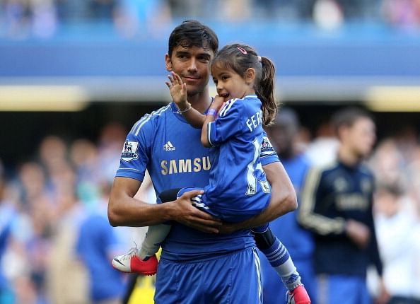 Legends of Club Football- Paulo Ferreira