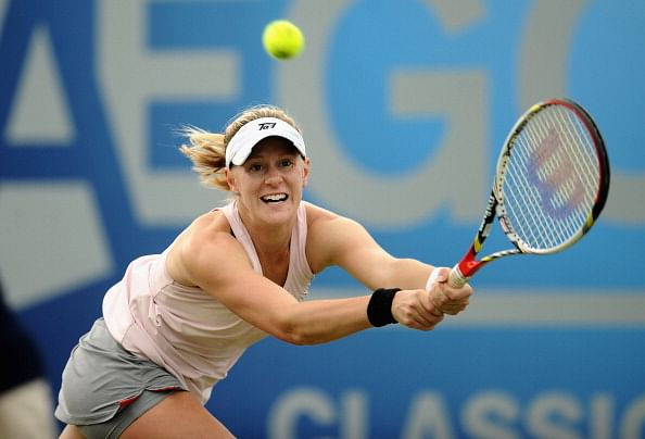 Riske means business in Birmingham