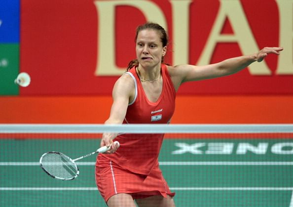 Djarum Indonesia Open: Saina suffers bitter defeat; Schenk reaches finals