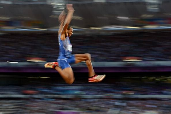 Mexican long jumper disqualified from indoor championship