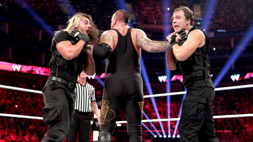 Undertaker And Kane In Real Life mocked The Undertaker by