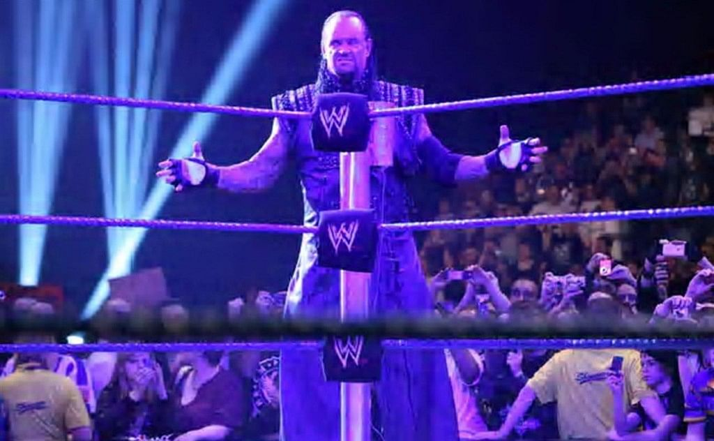 the undertaker phenom 21 - photo #46