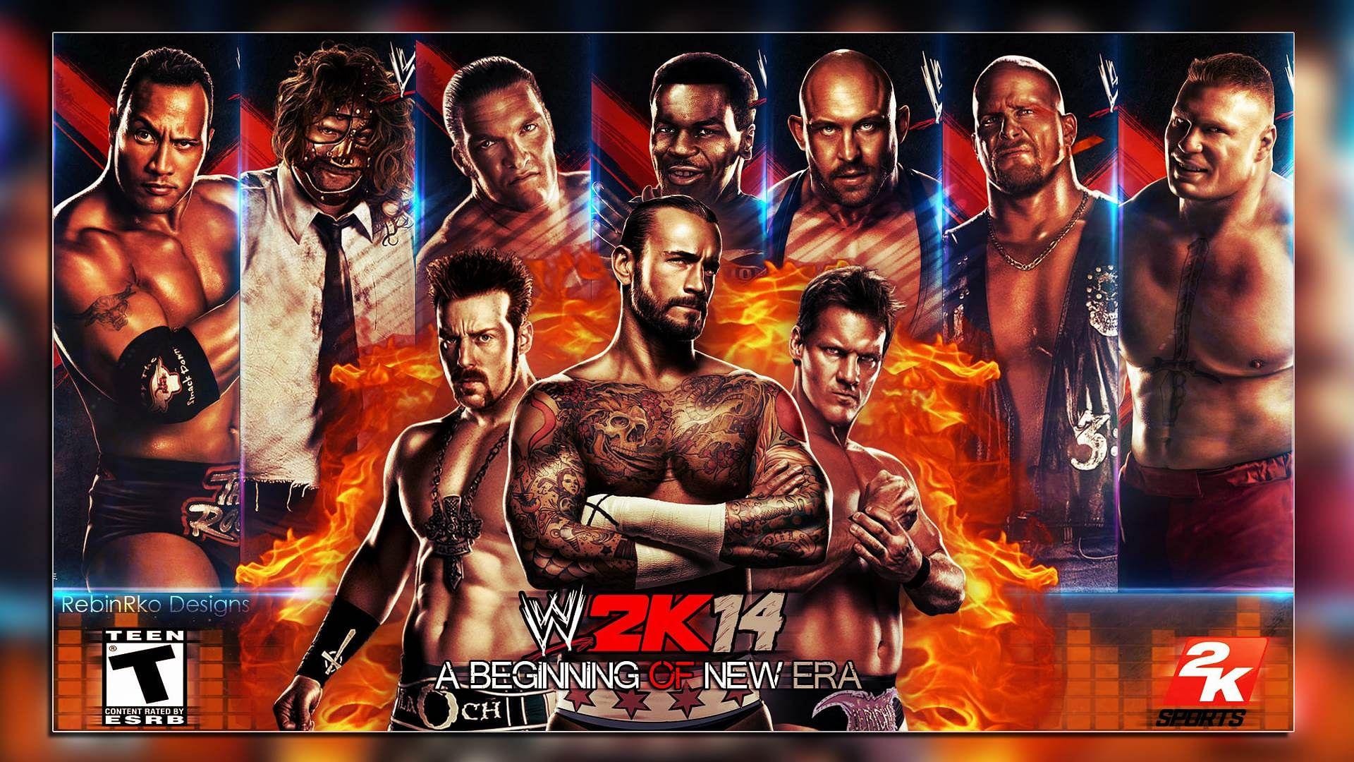 WWE 2K14 обзавелась дебютным трейлером, который заряжен тестостероном