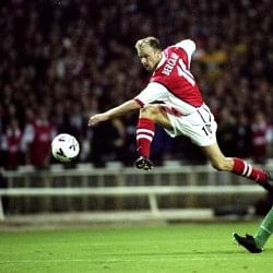 Legends of club football: Dennis Bergkamp