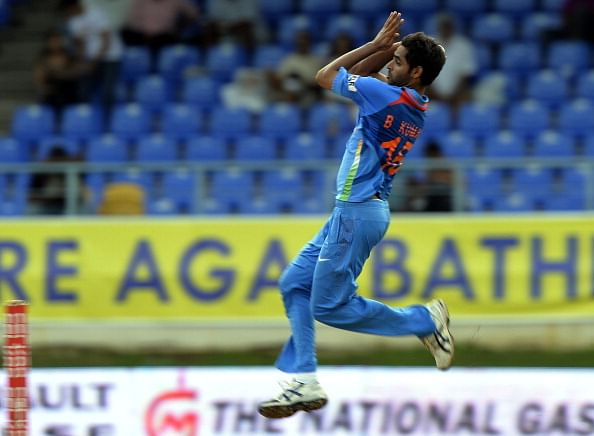 Can Bhuvneshwar Kumar become the next all-rounder of Indian cricket?