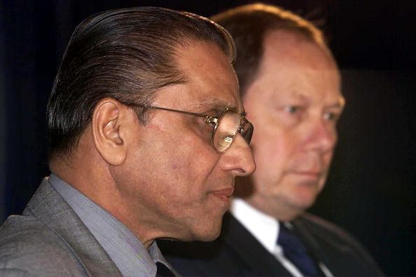 Jagmohan Dalmiya and Sourav Ganguly: A roller-coaster relationship