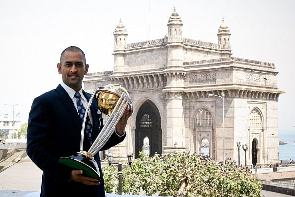 Dhoni aims to retain World Cup