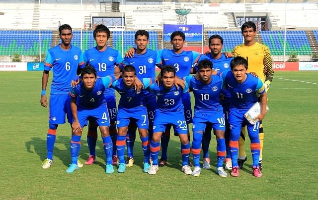 India move up one spot to 146th in the FIFA Rankings