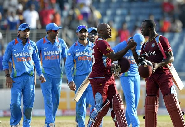 West Indies tri-series 2013: Match 4 – India vs WI – Five players