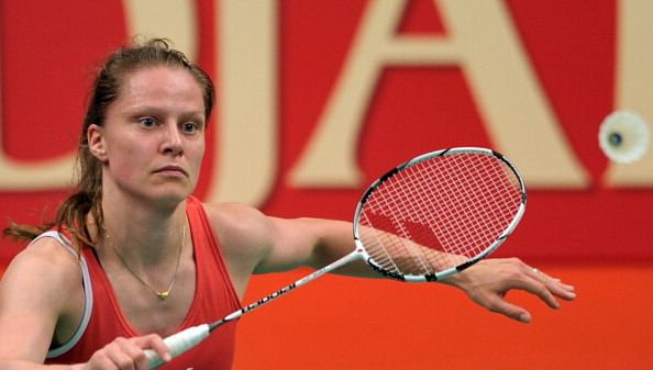 Juliane Schenk upbeat about the Indian Badminton League