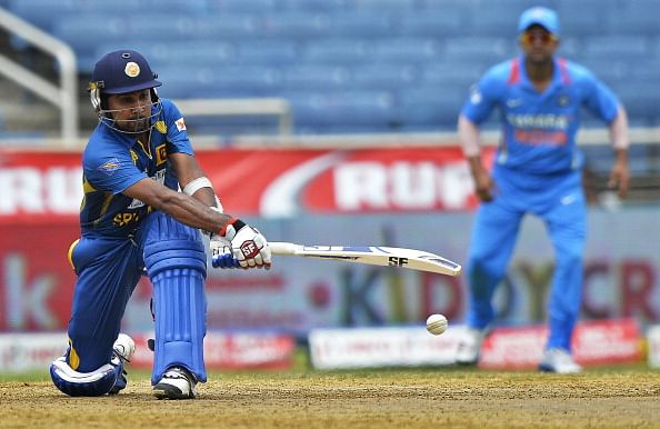 Stats: Sri Lanka's highest score against India at neutral venues in ODIs