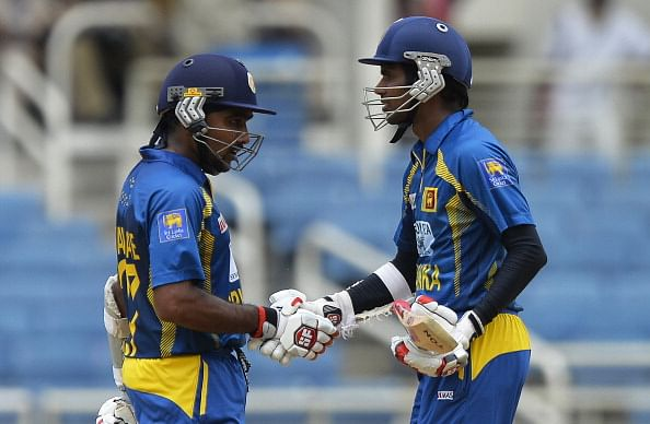 Stats: Highest partnerships for Sri Lanka against India in ODI cricket