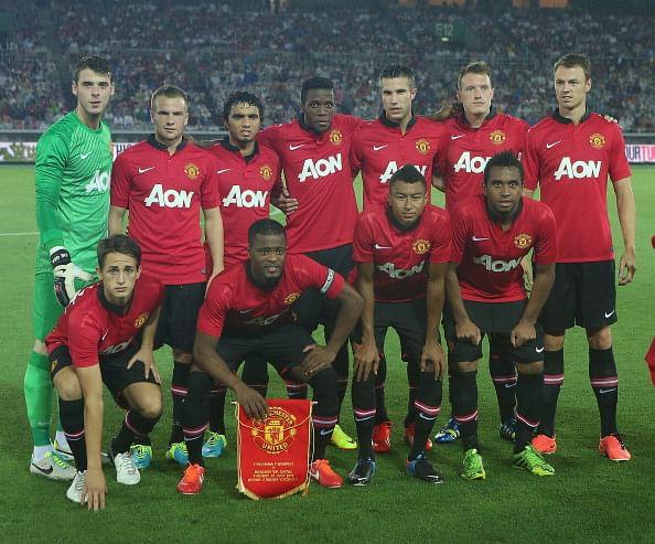 Manchester United Tour  Schedule Ist