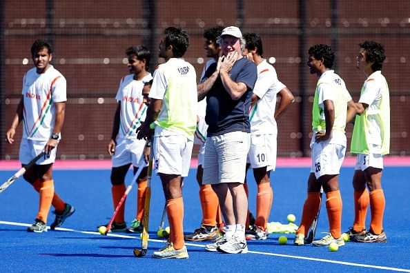 India sack Nobbs as men's hockey coach