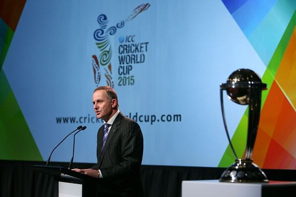 Sri Lanka, India and New Zealand start ICC Cricket World Cup 2011 preparations from tomorrow