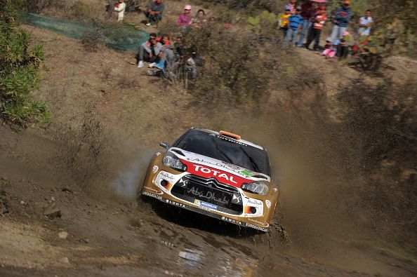 Rally of Bangalore: Ajgar Ali triumphs with navigator Mohammad Musthafa