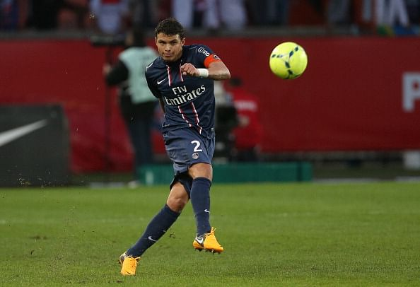 Player of the season nominees: Thiago Silva