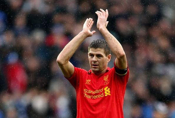 The 10 most influential captains of the modern era: Steven Gerrard