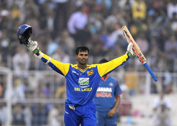 Stats: Tharanga becomes 9th Sri Lankan to cross 5,000 ODI runs