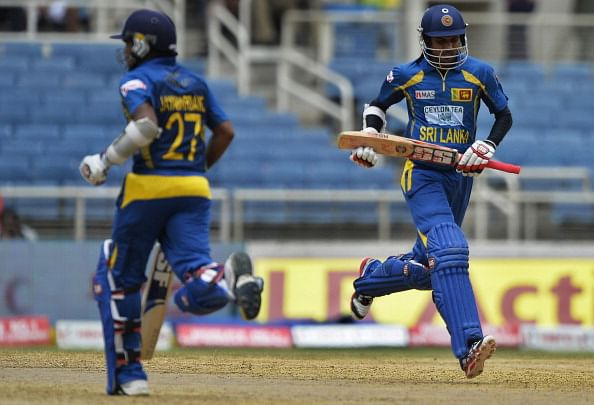 Stats: Highest opening partnership for Sri Lanka in ODI cricket