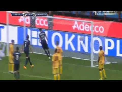 Udinese vs Inter, Coppa Italia - 9 Jan 2014