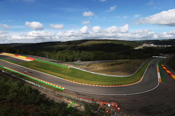 belgian grand prix spa francorchamps a thrill through the ardennes. Black Bedroom Furniture Sets. Home Design Ideas